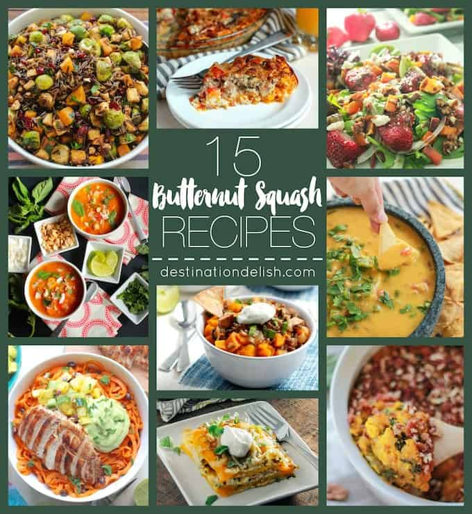 15 Butternut Squash Recipes | Destination Delish